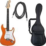 SELDER エレキギター ストラトキャスタータイプ ST-16 単品 /オレンジ(9707001063)