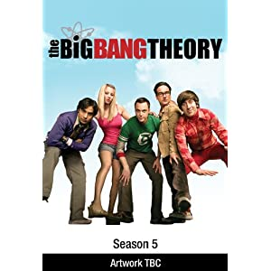 The Big Bang Theory - Season 5 [DVD]