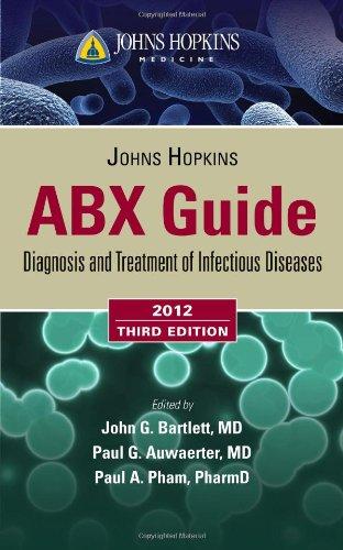 Johns Hopkins ABX Guide 2012 (Johns Hopkins Medicine)
