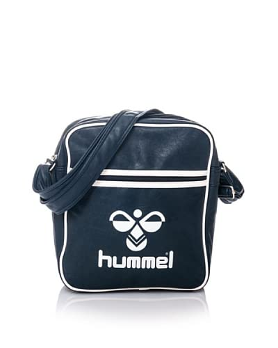 Hummel Logo Tablet Bag Logo [Blu]