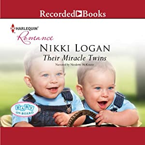 Their Miracle Twins | [Nikki Logan]
