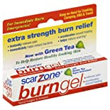 Scar Zone Burn Gel, Extra Strength, 0.5 oz (14 g)