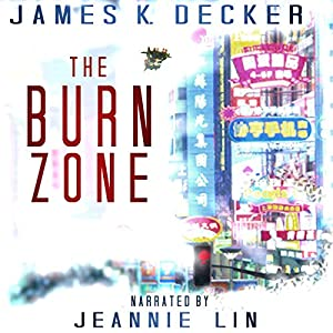 The Burn Zone Audiobook