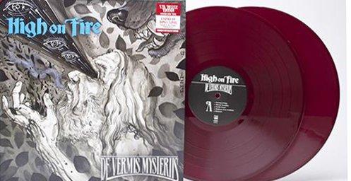 De Vermis Mysteriis - limited deluxe 2LP+CD