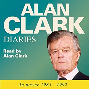 The Alan Clark Diaries Audiobook