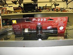Nikon P-223 3x32 BDC Carbine