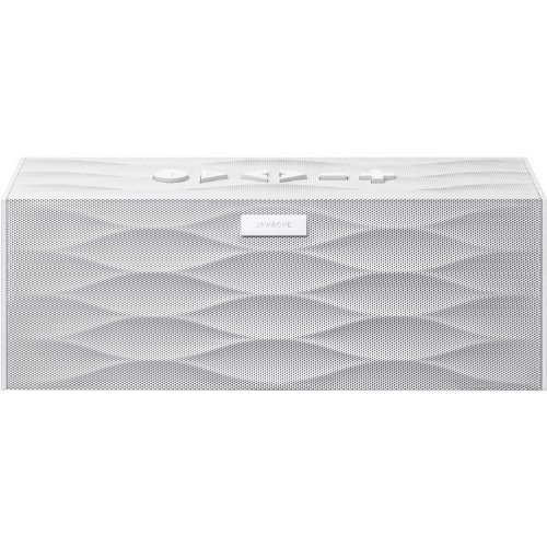 Jawbone Big Jambox Wireless Bluetooth Speaker - White Wave - Retail Packaging Color: White Wave Portable Consumer Electronics Home Gadget