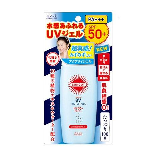 コーセー サンカツト UVジェル 100g