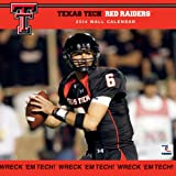 Turner - Perfect Timing 2014 Texas Tech Red Raiders Team Wall Calendar, 12 x 12 Inches (8011544)