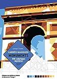 100 coloriages mystères en carrés magiques: Monuments du monde...