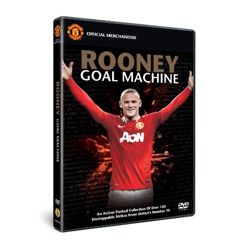 Rooney: Goal Machine [DVD]