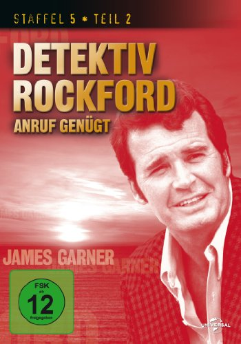 Detektiv Rockford - Staffel 5.2 [3 DVDs]