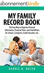 My Family Record Book: The Easy Way t...