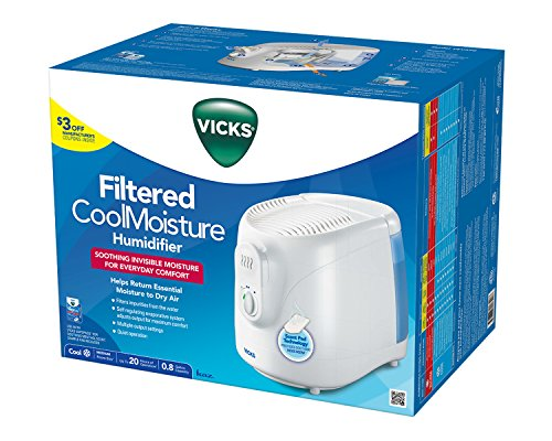 vicks invisible mist humidifier instructions