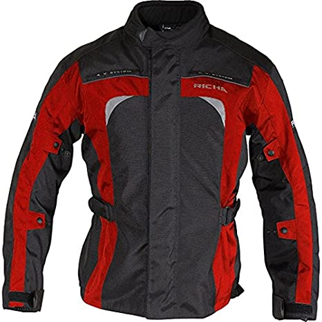 Richa Bolt jkt.black/red S