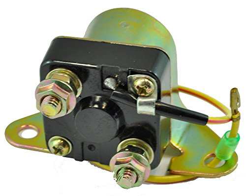Aftermarket Replacement New Starter Relay Solenoid Switch Fit For Suzuki GS1100L 1980