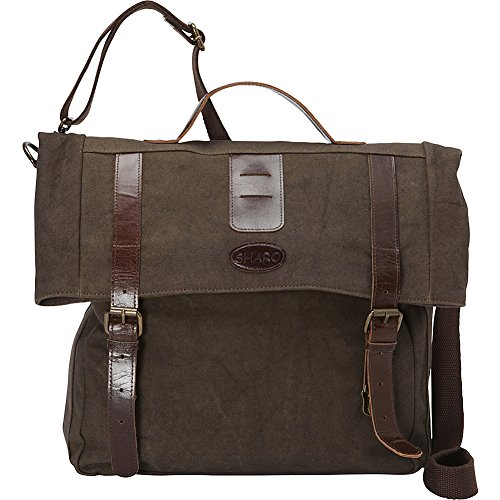 sharo-leather-bags-leather-and-canvas-messenger-bag-brown-and-green-two-tone
