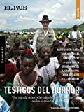 img - for Testigos del horror (Spanish Edition) book / textbook / text book