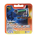Authentic Gillette Fusion Proglide Refill Razor 5-Blade Cartridges (8-Piece Pack)-Fusion Proglide: 8-Piece Pack (Premium Quality)