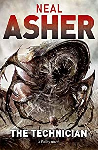 The Technician by Neal Asher ebook deal
