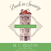 Back in Society: A Regency Romance: The Poor Relation, Book 6 | M. C. Beaton
