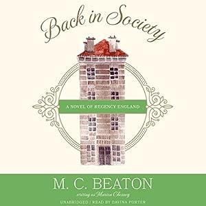 Back in Society: A Regency Romance Audiobook