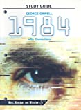 1984 with Connections (HRW Library Study Guides) (0030565049) by Orwell, George