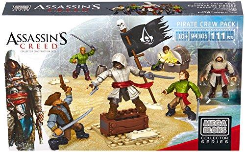 Mega Bloks Assassin's Creed Pirate Crew Pack - 1