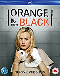 Orange is the New Black - Season 1-2 [Blu-ray] [2015]