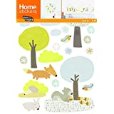 Nouvelles Images HOST1901 The Forest Kids Wall Decals