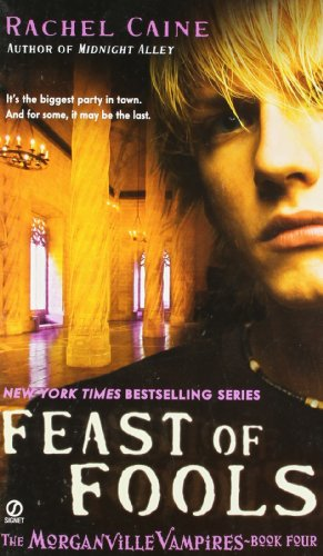 Cover of Feast of Fools (Morganville Vampires, Book 4)