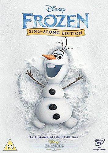 Frozen Sing-Along Edition [DVD]