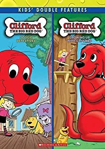 Growing Up With Clifford / Doggie Detectives