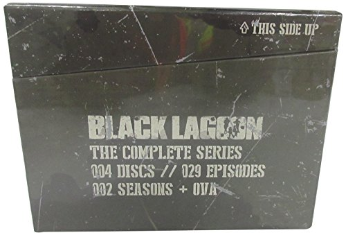Black Lagoon - Premium Edition [Blu-ray]