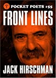Front Lines (City Lights Pocket Poets Series) (0872864006) by Hirschman, Jack