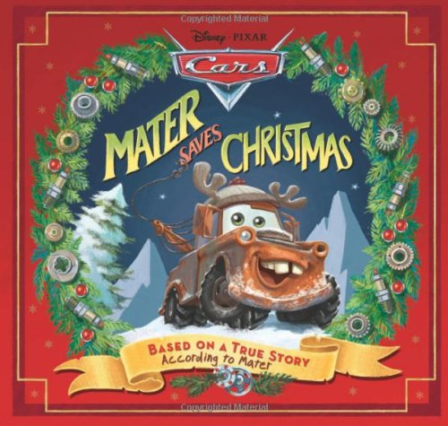 Disney*Pixar Cars: Mater Saves Christmas