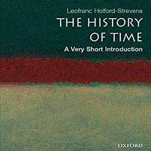 The History of Time Audiobook