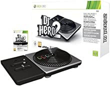DJ Hero 2 - Turntable Kit (Xbox 360) [Importación inglesa]