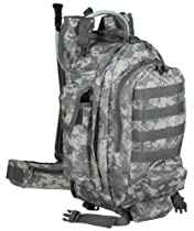 Voodoo Tactical 15-904675000 Low Profile Ruck Sack Ad