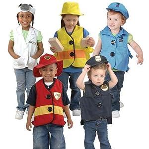 preschool dress up games toddler dress up vests amp hats costume 532