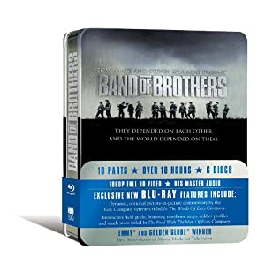 Click to buy Best Movies of All Time: Band of Brothers from Amazon!