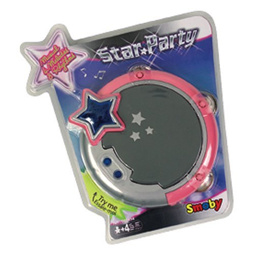 Smoby Star Party Tambourine - 1