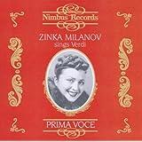 Prima Voce: Zinka Milanov