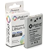 Photive Original EN-EL5 Ultra High Capacity Li-ion Battery- Nikon EN-EL5 Replacement