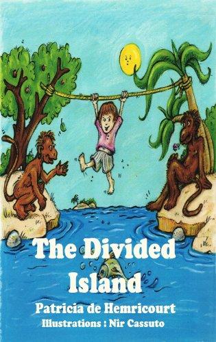 Book: The Divided Island (Healing Stories) by Patricia de Hemricourt