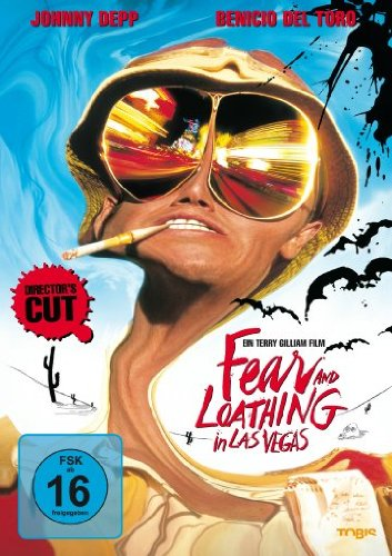 Fear and Loathing in Las Vegas (Director's Cut) (inkl. Wendecover)