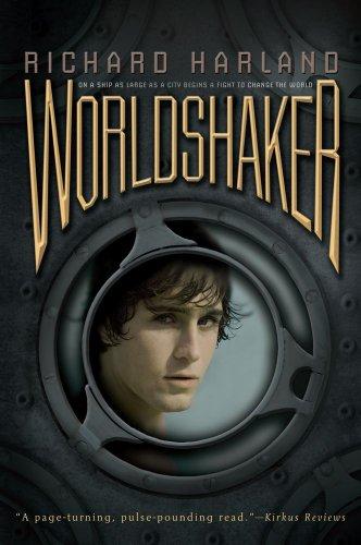 Worldshaker by Richard Harland