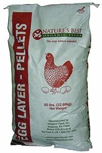 Organic Layer Pellets, 50 Lbs