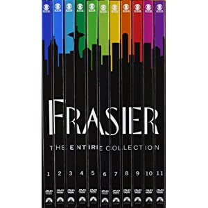 Frasier - Seasons 1 - 11 [Import anglais]