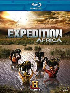 Expedition: Africa [Blu-ray]